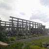 歴史を感じる廃墟:阿根納造船廠遺址(台湾・基隆)