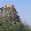 ミャンマー旅行記(10):バガンから日帰りで神の宿るポッパ山へ!