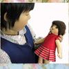 少女と着せ替え人形の・・・やさしい時間・・・