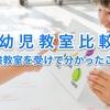 【幼児教室比較】七田式教室に決めた理由〜ベビーパーク ドラキッズ  ヤマハ音楽教室と悩んで〜