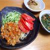 野菜たっぷり肉味噌ジャージャー麺