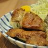 豊洲の「小田保」で鮟肝バター、タチウオバター。