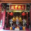 中華系仏教寺院『Wat Mankon Kamalawat(ワット・マンコーン カマラワット)』@チャイナタウン付近