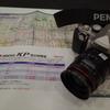 PENTAX KP夜の体験会