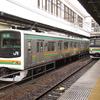 都心でのラッシュ輸送を支えた205系達に与えられた「新たな使命」とは・・・「JR東日本 205系600番台」