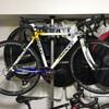 嫁用兼スペア用のシクロクロスバイク組んだ。