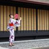浴衣可愛い あやかさん その18 ─ 北陸モデルコレクション 2021.7.11 富山市岩瀬エリア ─