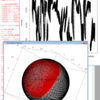 Rで曲率指定的な曲面共形変換変形