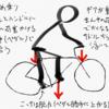 ぼくの自転車:STRiDAでやまめ乗りはできるか