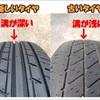 車のメンテナンス編、タイヤの点検と交換