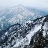 2月10日 御在所岳の引率登山