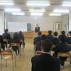 総合コース前期始業式
