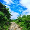 安達太良山トレイルラン(トレーニング10.0km/2.8h/768mUP)
