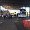 day93 再びアルゼンチン入国:アスンシオンからバスで移動