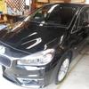 BMW 2シリーズグランツアラー ガラスコーティング施工