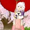 【和装ドレア】唐傘ドレア集会
