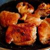 本日の朝食惣菜は鶏モモ肉の醤油糀漬け焼き<おうちごはん>