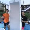 Poolno VRラフティング体験!!