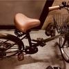 折りたたみ自転車を購入しました!👍👍これで移動も楽チンです♪☺️☺️