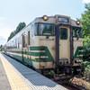 東北地方で電車に乗り温泉に入る(5.5) 男鹿線の新旧の車輌を乗り比べる