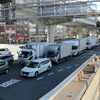 神戸浜手バイパスが工事通行止め【現地レポート】