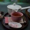 ブレイクタイム/コーヒーからお茶へ?
