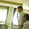 20日、福島復興共同センター総会。藤野衆院議員が国会報告