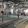 市内電車とつながった富山港線
