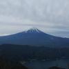 恐怖の鎖場と富士山の絶景 毛無山〜十二ヶ岳〜鬼ケ岳〜王岳を歩く