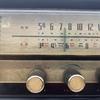 家ではラジオ♪