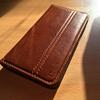 【レビュー】iPhone X 本革手帳型ケース「Benuo」はクオリティが違うぞ!超お勧め!