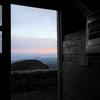 ◆'18/09/28~29    鳥海山 御浜小屋1泊⑤…朝の景色を眺めながら歩く