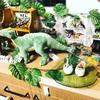 ポレポーレには恐竜もたくさん
