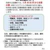 3月30日からの新型コロナウィルス感染拡大防止対応について