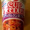 トムヤムクンヌードル(日清食品)