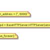 Python ラズベリーパイ3でHTTPサーバを動作させ、ネットワーク越しにLEDを操作する