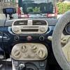 【FIAT500】意外と簡単、ドライブレコーダーの配線をDIY