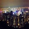 香港 百万ドルの夜景