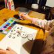 【100均】ダイソーの固形絵の具でお絵かきの楽しさが倍増しました!