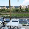 【京都】アモーレ木屋町の納涼床でイタリアン