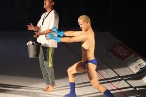 【格闘技】QUINTET後楽園ホール大会=ガリットチュウ福島が桜庭親子に挑戦 コンビで計8本取られる