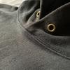 1038 美品 チャンピオン リバースウィーブ 黒ボディ 90's Champion reverse weave black parka