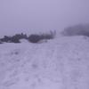 雪の登山はドMなランナーに最適です!!