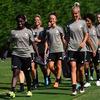 女子チーム:ビノーボで 2018/19 シーズンを始動させる