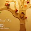 土に還るエコなクリスマスツリー|ワンコインDIY|早めに始める年末の大掃除【vlog】