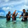 村でのステイ先-4 「楽園の傷跡」