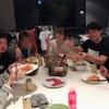 韓国料理ごちそうになりました!