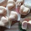二次発酵なしで作るパン和菓子風【桜餅あんぱん】