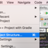 【android】android.support.designライブラリを追加して使用する手順