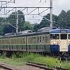 7月22日撮影 しなの鉄道線 御代田~平原間 【しなの鉄道】のカラフルな車両群を撮る①